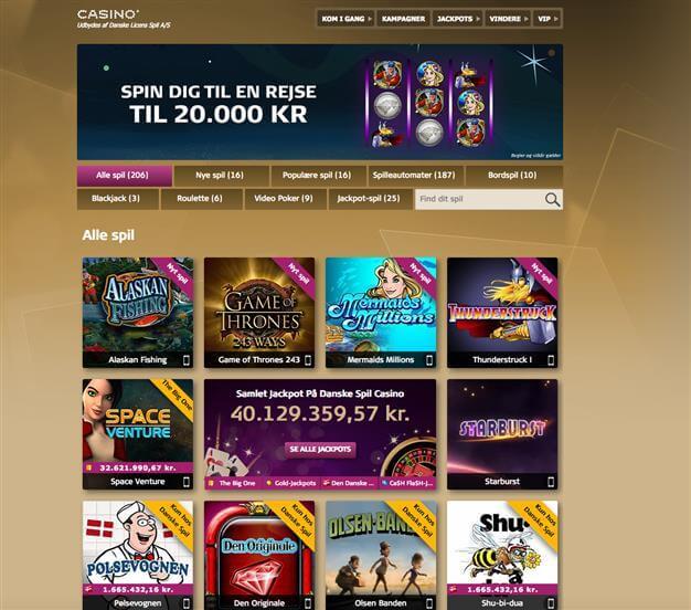 Dansk Spil Casino