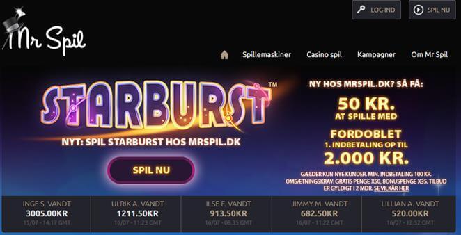 MrSpil's Starburst