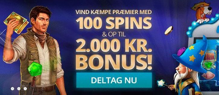Gratis spins + bonus