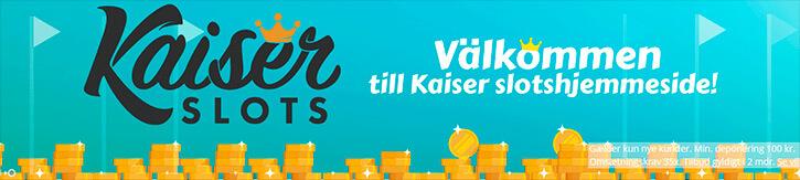 Kaiserslots main page