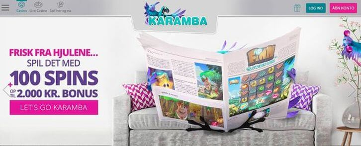 Karamba main page