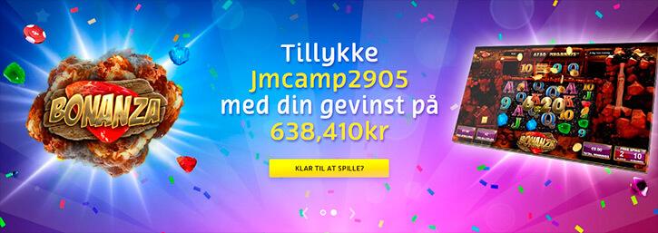 PlayOJO main page