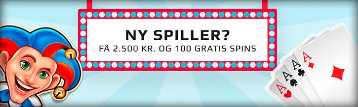 SpilDanskNu bonus