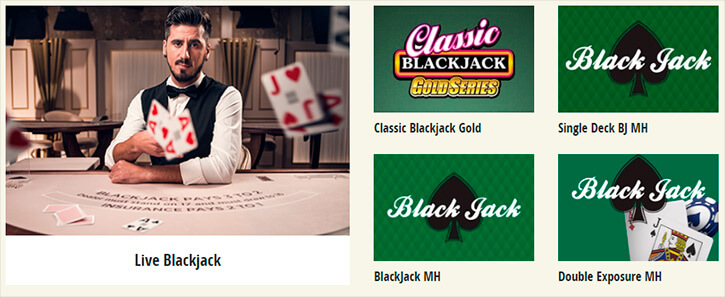 Tivoli Casino blackjack