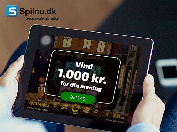 Spilnu.dk mobil