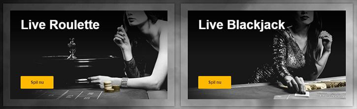 Betfair live dealer