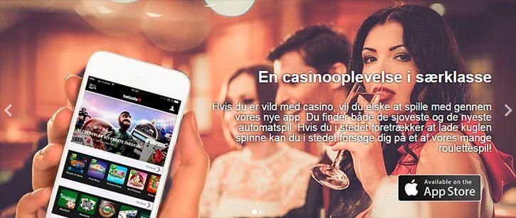 Betsafe mobil app