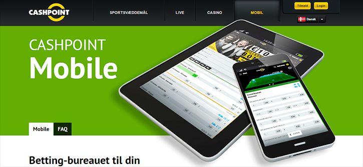 Cashpoint mobil app