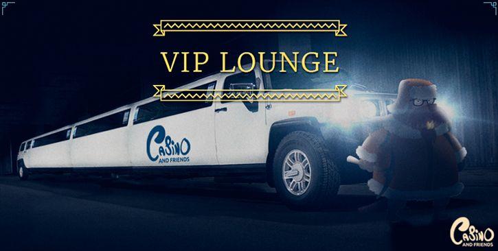 Casinoandfriends.dk VIP