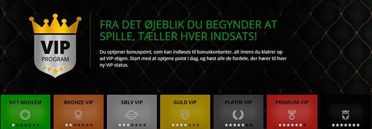 Casinosjov VIP