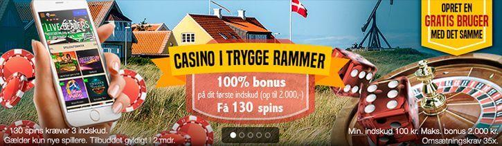 Lanadas Casino bonusser