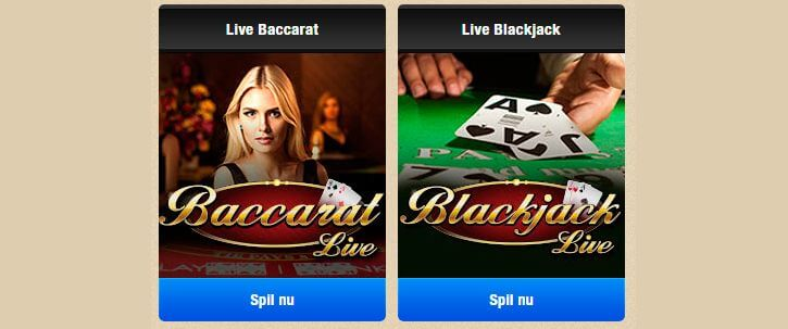 Lanadas live casino