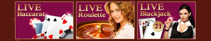QueenVegas live casino